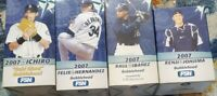 2007 Mariners Bobblehead Series Complete Set of 4 *RARE* *MINT* *BRAND NEW* LOT