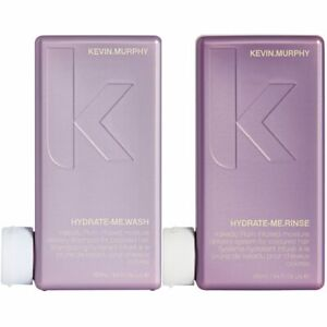 Kevin Murphy Hydrate Me Wash and Rinse 250ml each
