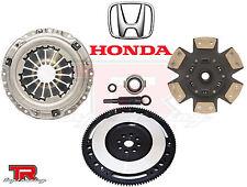 Top1 STAGE 3 clutch kit+HONDA Cover+CHROMOLY FLYWHEEL 94-01 Acura Integra 1.8