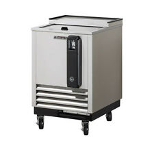Turbo Air Tbc-24Sd-N6 Underbar 1 Lid Stainless Steel Ext. Bottle Cooler