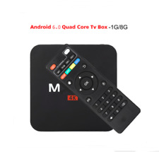 2017 4K Quad Core Android TV Box KODI 17.6 Ultra HD Pro-Media Player Streamer