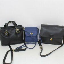 Coach A Lot of 3 Vintage Shoulder Bags Purses Handbags