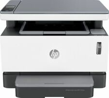 HP - Neverstop MFP 1202w Wireless Black-And-White All-In-One Laser Printer - ...