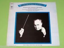 Bruno Walter Edition-Mozart una piccola notte musica stimolano-CBS MONO LP
