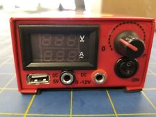 NEW! Power Mad Power Supply Red from Mid America