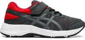 Asics Boy's Contend 6 PS [ Grey ] Running Shoes - 1014A087-021