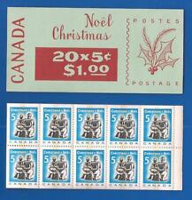 TWO SHEETS vintage CANADA Canadian 5c postage stamps lot C MNH 20 TOTAL STAMPS