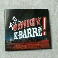 "CD AUDIO MUSIQUE / MANOUCH'K ""K-BARRE"" 10T CD ALBUM NEUF NEW SCELLE 2012"