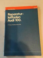 Reparaturleitfaden Audi 100 C2 5Gang Schaltgetriebe 016 Reparaturanleitung