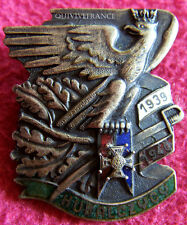 IN4530 - INSIGNE UNITE ANTI-FASCISTE HUBALCZYCY 1939-1940 - POLISH BADGE WWII