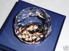 Swarovski 40mm 2005 Scs Event Ball Paperweight 833112