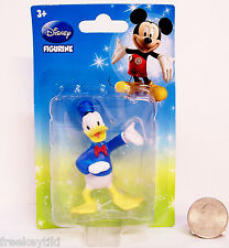 Walt Disney Classic Original DONALD DUCK Cake Topper Movie Figurine Figure 2.75""