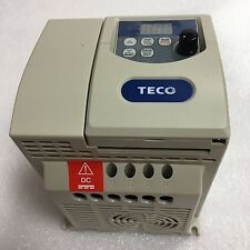 TECO EV 3HP Digital Single à 3 inverseur de phase pour tour fraiseuse scie etc