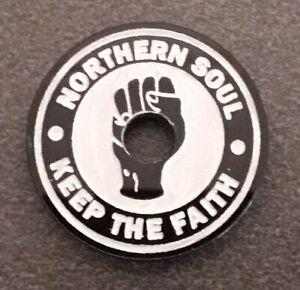 Northern Soul Keep the faith 45 rpm adaptor