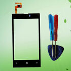 Noir Vitre Ecran Tactile/Touch Screen Glass Pour Nokia Lumia 520 + Outils