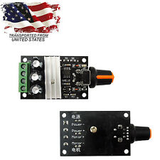DC 6V 12V 24V 28V 3A PWM Motor Speed Varible Controller Module Switch Regulator