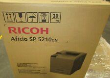 Ricoh Aficio SP 5210DN Workgroup Laser Printer (windows 10 compatible)