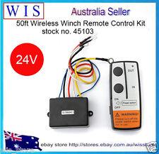 24V Electric Winch Wireless Remote Control System Truck For Jeep ATV Winch-45103