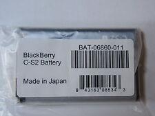 New OEM original C-S2 CS2 battery for Blackberry Curve 3G 9300 9330 8520 8530
