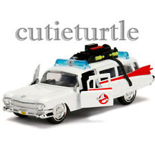 Jada Hollywood Rides Ghostbusters Ecto-1 Cadillac Ambulance 1:32 30207 DP1