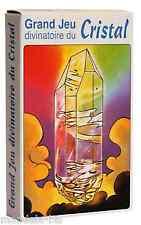 Grand Jeu Divinatoire du Cristal - 40 Cartes