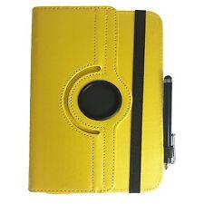 Google Nexus 7 - Tablet PC Schutzhülle Tasche - Gelb 7 Zoll 360°