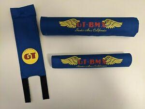 BMX old school vintage style pad set GT