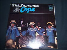 """Mowtown MT-636 The Supremes - at the Copa 1965 12"""" 33 RPM"""
