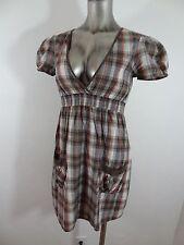 Billabong women's low v-neck dress M