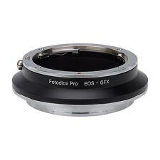 Fotodiox Objektivadapter Pro Canon EOS (EF) Linse für Fujifilm GFX 50S Kamera