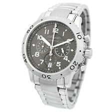 BREGUET Stainless Steel TransAtlantique Type XXI Flyback Chronograph Warranty