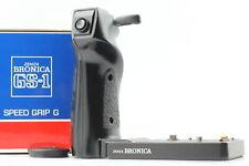[Near MINT] ZENZA BRONICA Speed Grip G For GS-1 Medium Format From JAPAN