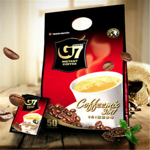 800g Instant Coffee Authentic Vietnam G7 3 In 1 Slimming Coffee 800g = 50x16g