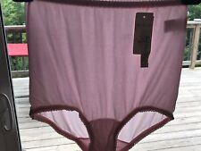 Vintage Berlei 100% Nylon Hipster Brief Panties 6 Medium NWT