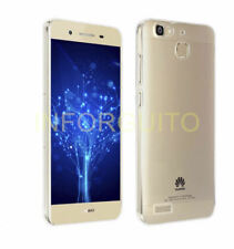"FUNDA de GEL TPU FINA ""ULTRA-THIN"" 0,3mm TRANSPARENTE para HUAWEI P8 LITE SMART"