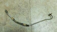 02 Honda TRX 400 EX TRX400 400ex oil line hose tube pipe