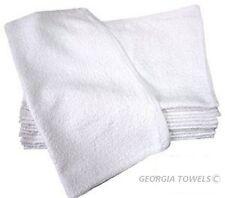 10 LB BOX COTTON WHITE TERRY CLOTH RESTAURANT BAR MOPS PREMIUM KITCHEN TOWELS