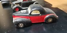 Old Willys Drag Race Model Cars/parts