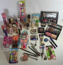 Wholesale Resale Lot 50 Assorted Cosmetics Makeup New Maybelline Revlon & MORE!