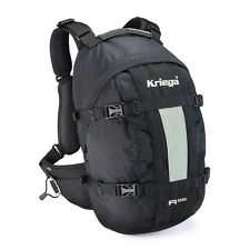 NEUF kriega R25 Moto Sac à dos sac à dos 25ltr VALISE TOURING déplacement