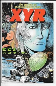 XYR ONE-SHOT --- FIRST MULTIPLE ENDING GRAPHIC NOVEL! Eclipse! Mar 1988! NM