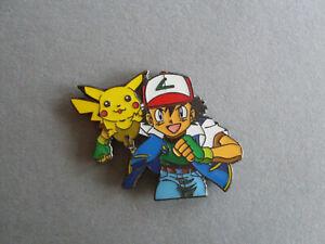 Pokemon -  Pin.     Picatchu  Japanischer Manga / Comic.   Seltenes Teil.