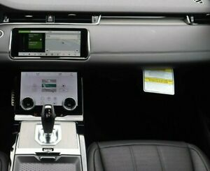 Land Rover OEM Range Rover Evoque L551 Foncé Aluminium Intérieur Bord Paire Neuf