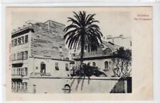 THE SYNAGOGUE: Gibraltar postcard (C35849)
