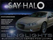 2002 2003 2004 Chrysler Concorde Halo Faros Antiniebla Angel Eye Driving Luces +