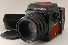 1372#GC Bronica SQ-Ai Film Camera with 80mm f/2.8 lens Special Edition Mint