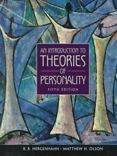 An Introduction to Theories of Personality (5th Ed