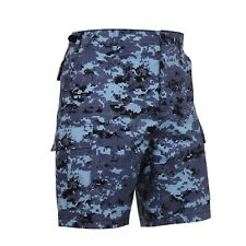 BDU Cargo Shorts Digital Camouflage Military Army Tactical Rothco