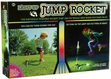 Funtime Led  Jump Rocket Light Up Flying Launcher Toy for Kids Childrens to Play