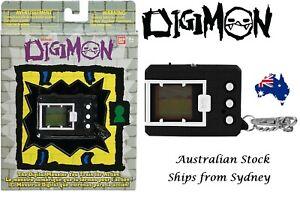 Virtual Pet Bandai Digimon 20th Anniversary Monster Tamagotchi Wave 3 Black